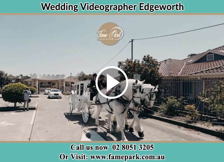 The wedding carriage Edgeworth NSW 2285