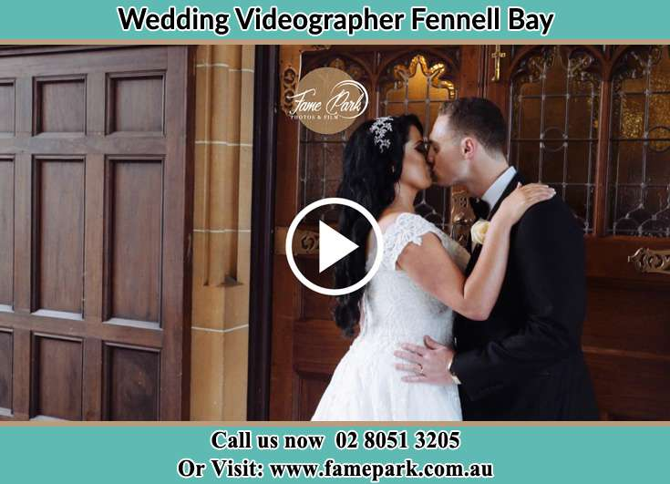 The new couple kissing Fennell Bay NSW 2283
