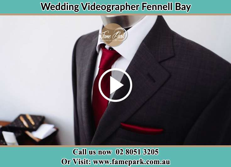 The Groom's wedding suit Fennell Bay NSW 2283