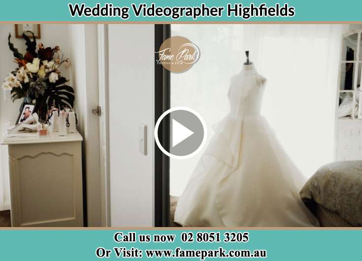 The wedding gown Highfields NSW 2289