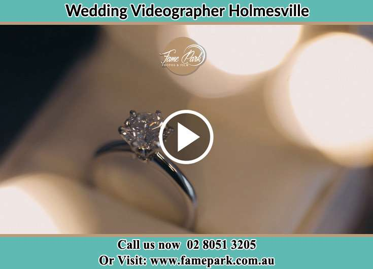 The wedding ring Holmesville NSW 2286