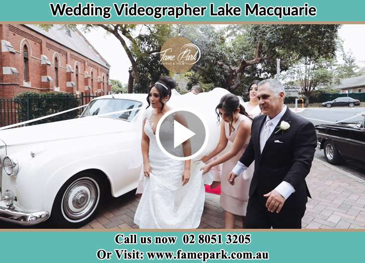 Lake Macquarie Wedding Cinematography