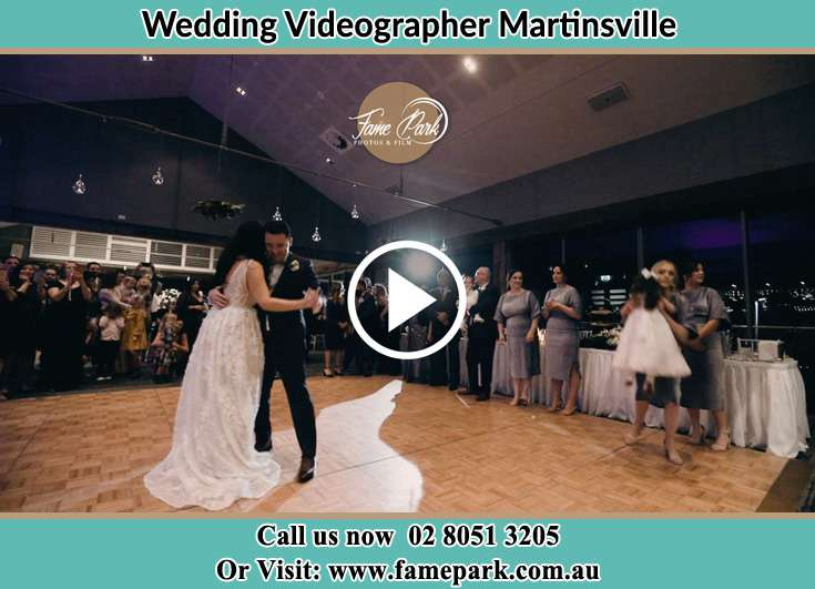 The newlyweds dancing Martinsville NSW 2265