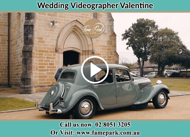 The wedding car Valentine NSW 2280