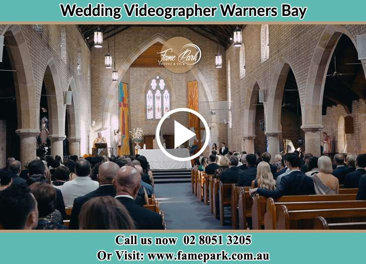 During the wedding ceremony Warners Bay NSW 2282